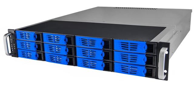 Сервер RackNode™ 2U Intel Core i3/i5/i7/i9 Gen11 19