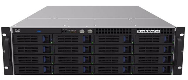 Сервер RackNode™ 3U Dual Xeon E5-2600v4 19
