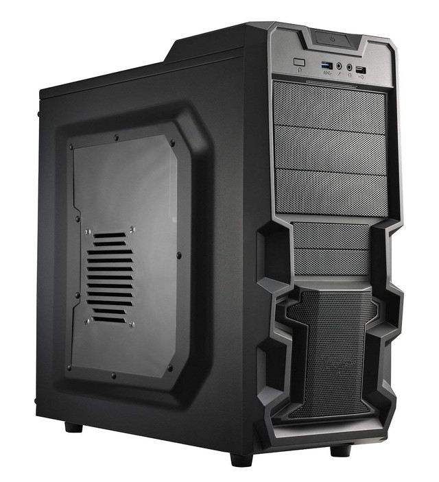 Сервер DeskNode™ Intel Xeon W [DN-C422]