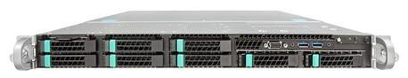 Платформа Intel R1208WT2GSR 1U Xeon E5-2600v4 19