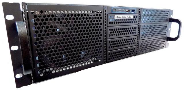 Сервер RackNode™ 3U Intel Xeon W-2100 19