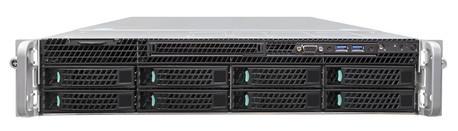 Сервер Intel R2308WFTZS 2U Intel Xeon Gold/Silver/Bronze 19