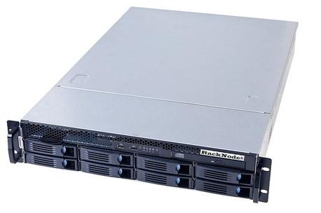 Сервер RackNode™ 2U Intel Dual Xeon E5-2600v4 19