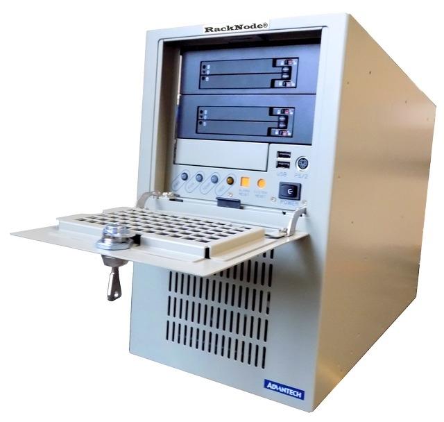 Промышленный безвентиляторный ПК DeskNode™ Core i3/i5/i7/i9 Gen9 [DN-Q370i]