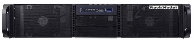 Сервер RackNode™ 2U Intel Xeon W-2100 19