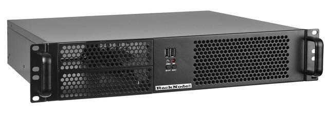 Сервер RackNode™ 2U Intel Core i3/i5/i7/i9 Gen9 19