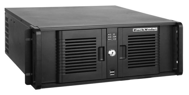 Сервер RackNode™ 4U Intel Core i3/i5/i7/i9 Gen9 19