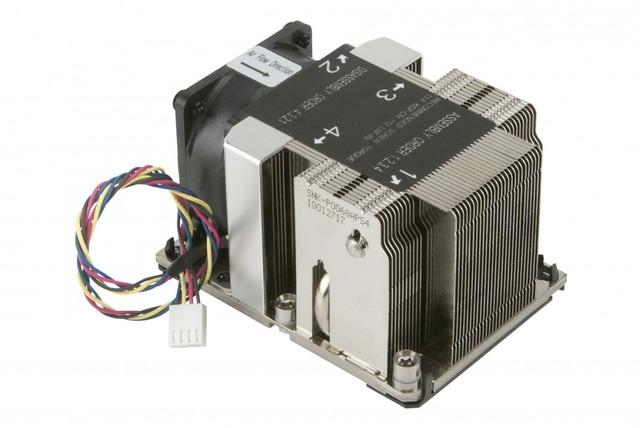 Supermicro P0068APS4 - 2U LGA3647 Active Heatsink (Narrow ILM)