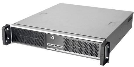 Промышленный безвентиляторный сервер RackNode™ 2U Core i3/i5/i7 v8 19