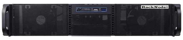 Сервер RackNode™ 2U Intel Xeon-E 19