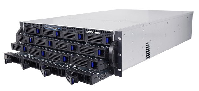 Сервер RackNode™ 3U Dual Xeon Gold/Silver/Bronze 19