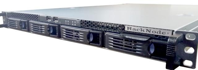 Сервер RackNode™ 1U 19