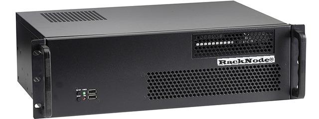 Сервер RackNode™ 4U Intel Xeon-E 19