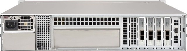 Коммутатор SAS Switch 8-port x48Gbps 2U 19