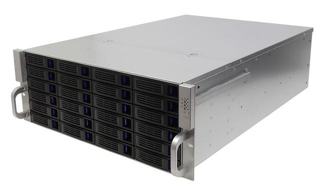 Сервер RackNode™ 4U Dual Xeon Gold/Silver/Bronze 19