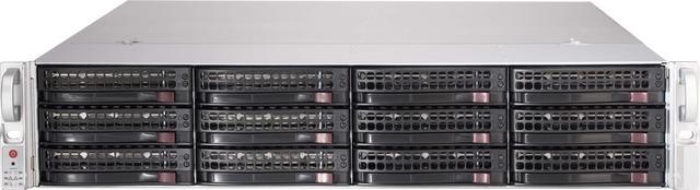 Дисковая полка RackNode™ Dual Cluster JBOD 2U 19
