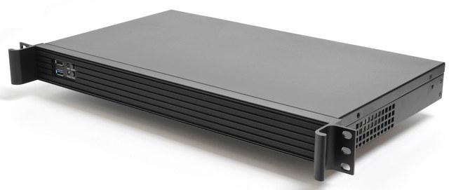 Мини-сервер RackNode™ 1U Intel Celeron 19