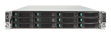Сервер Intel R2312WTTYSR 2U Xeon E5-2600v4 19